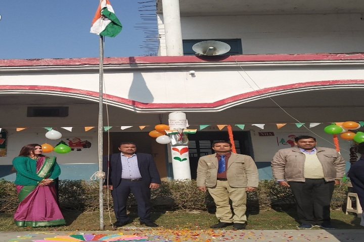 Ch Ajab Singh Memorial Public School-Republic Day