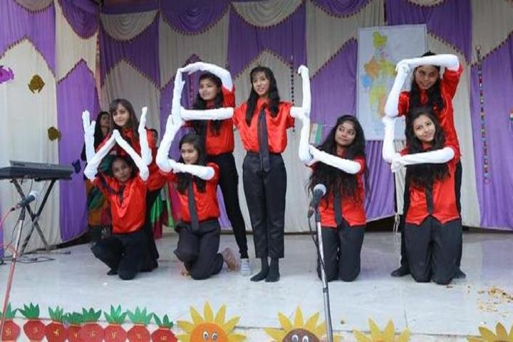 Ch Beeri Singh Public School-Dance Program