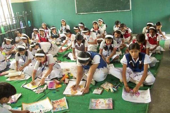 Ch Beeri Singh Public School-Painting