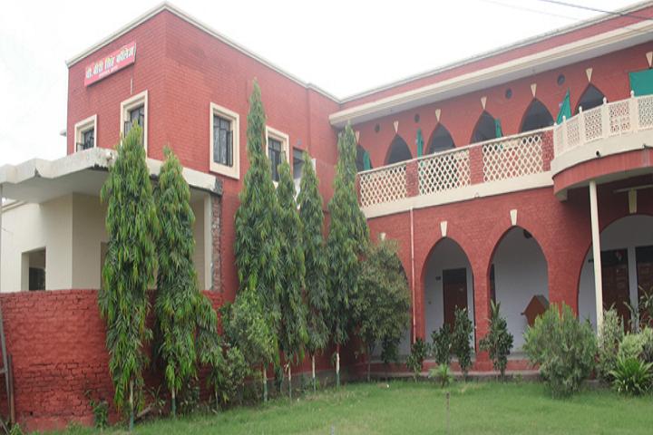 Ch Beeri Singh Public School-Campus View