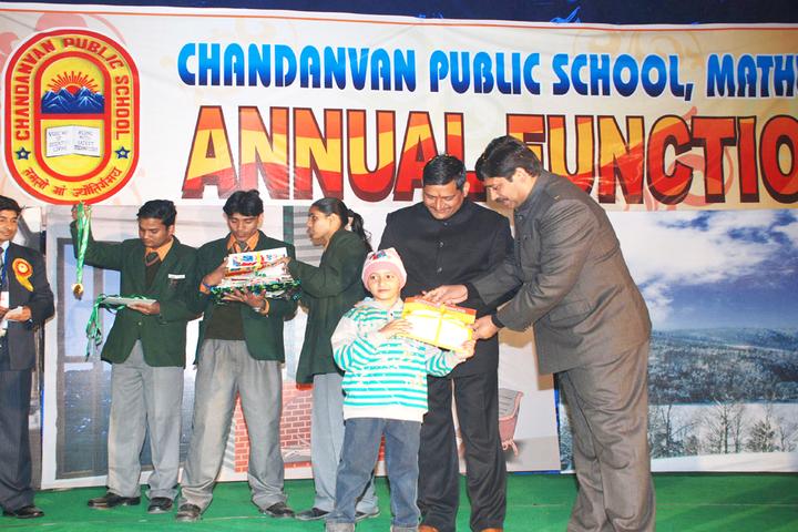 Chandavan Public School-Annual Day