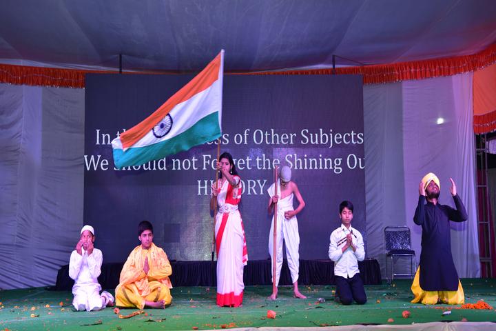 Chandavan Public School-Independence Day