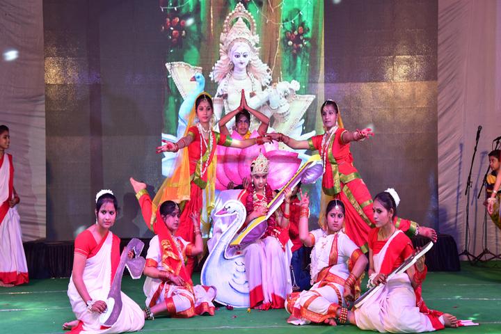 Chandavan Public School-Dance Compitition