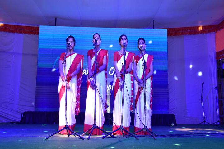 Chandavan Public School-Singing