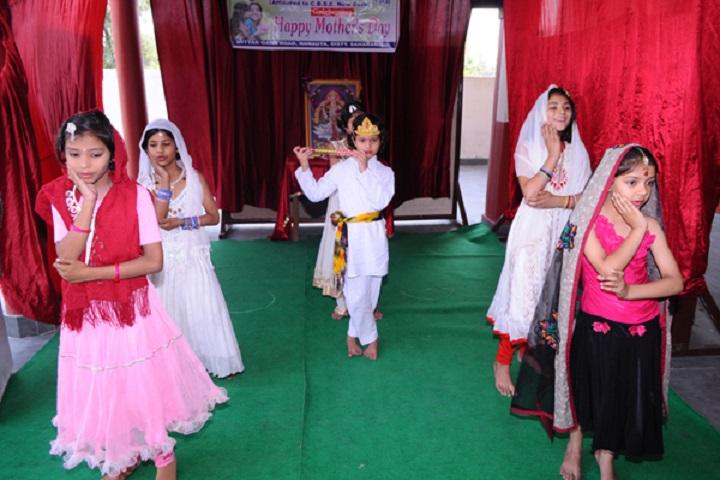 Chander Sain Convent Academy-Skit