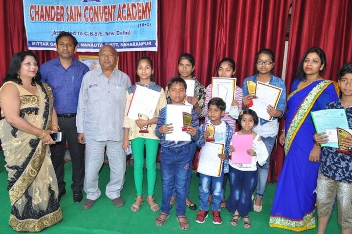 Chander sain convent Academy-Award