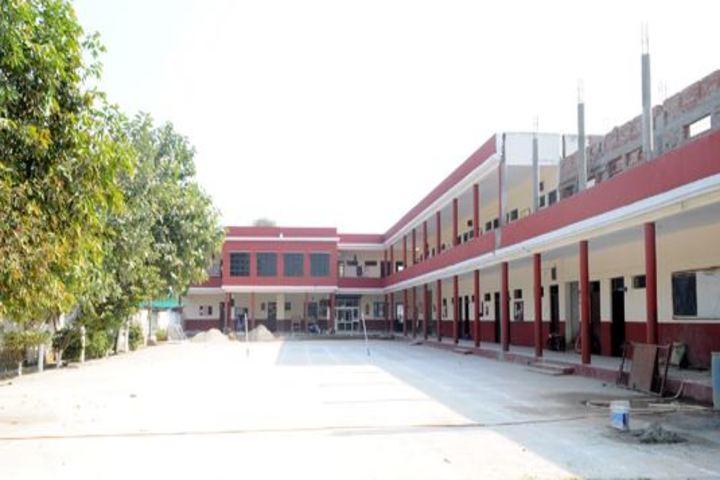 Chander sain convent Academy-Campus View