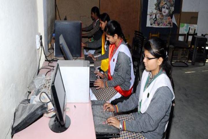 Chander sain convent Academy-Computer Lab