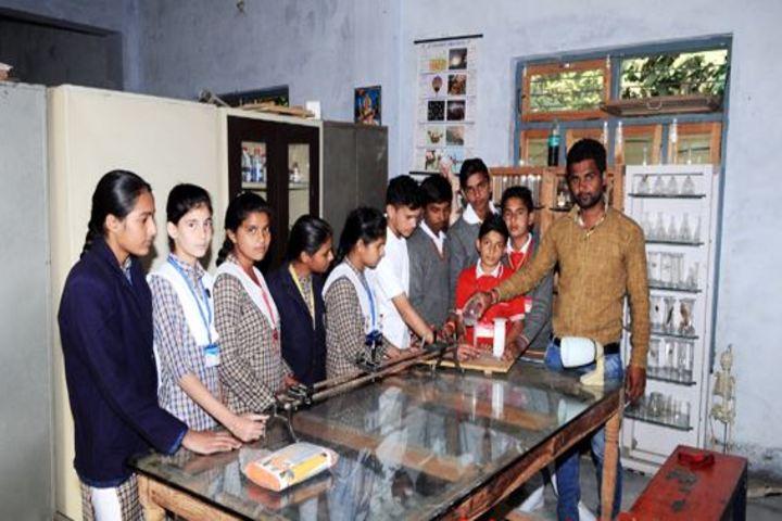 Chander sain convent Academy-Lab