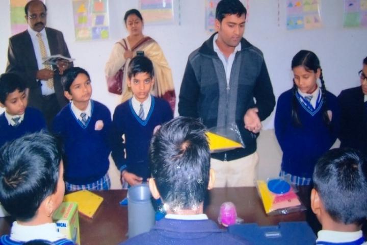 Events of Chandra Bhan International Academy
