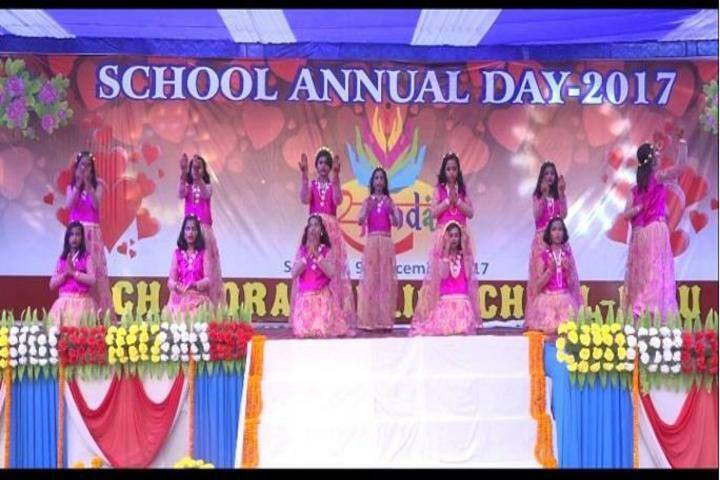 Chandra Public School-Annual Day