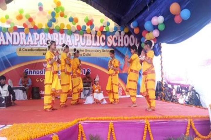 Chandraprabha Public School-Annual Day