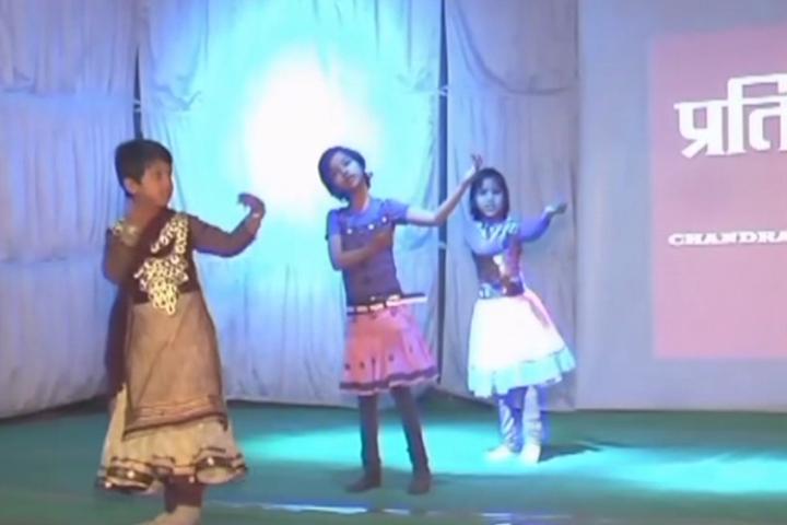 Chandrawati Public School-Dance