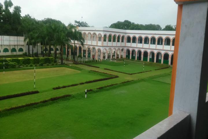 Chandrawati Public School-Play Ground