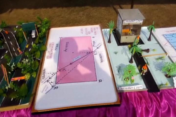 Chandrawati Public School-Science Exhibition