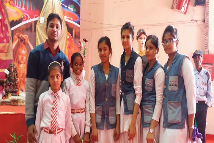 Chandrawati Public School-Tour