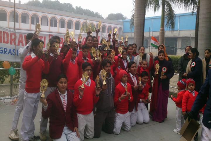 Chandrawati Public School-Awards