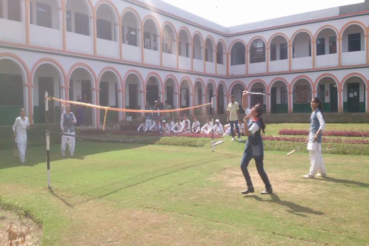 Chandrawati Public School-Games