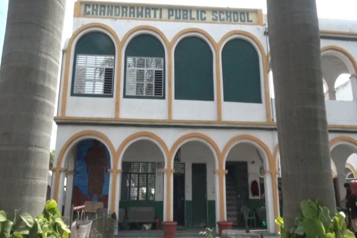 Chandrawati Public School-Campus View