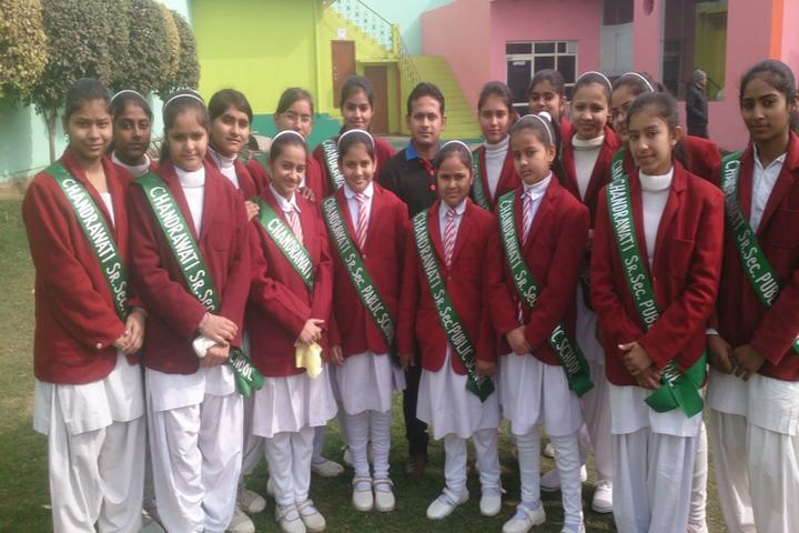 Chandrawati Public School-Investiture Ceremony