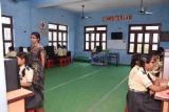 Cheena Public School-Computer Lab