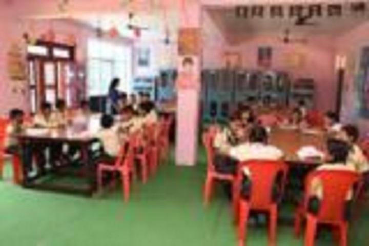 Cheena Public School-Library