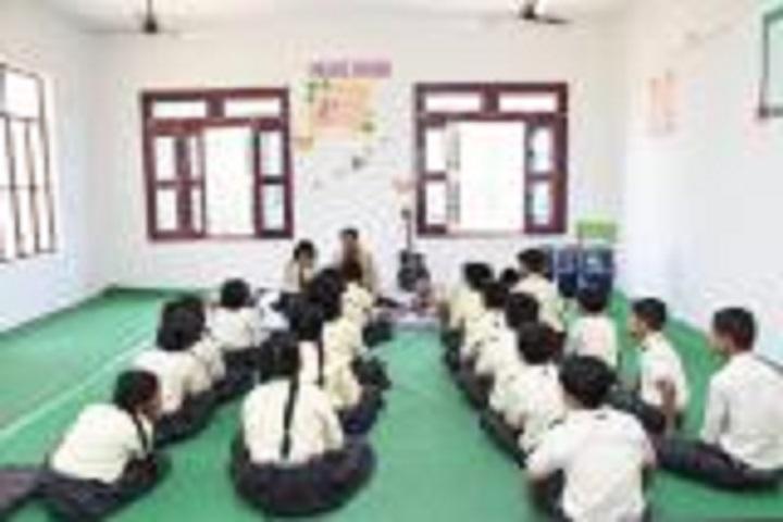 Cheena Public School-Music Room