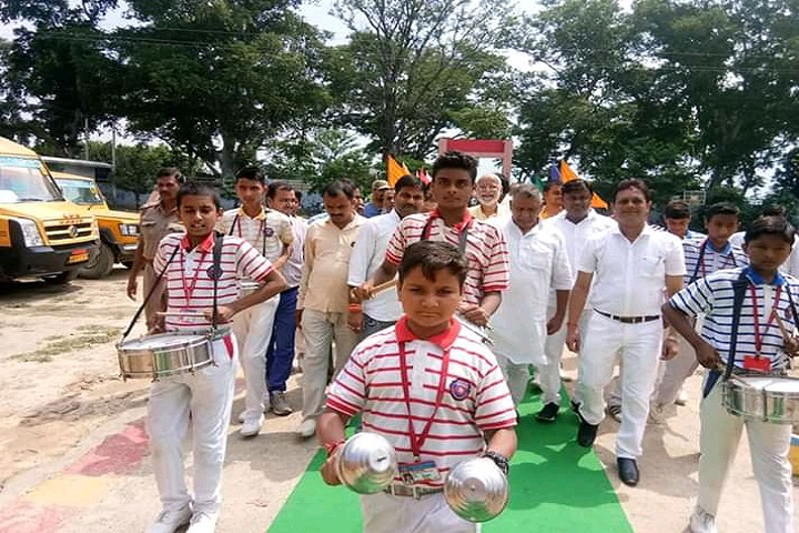 Cheena Public School-School Band