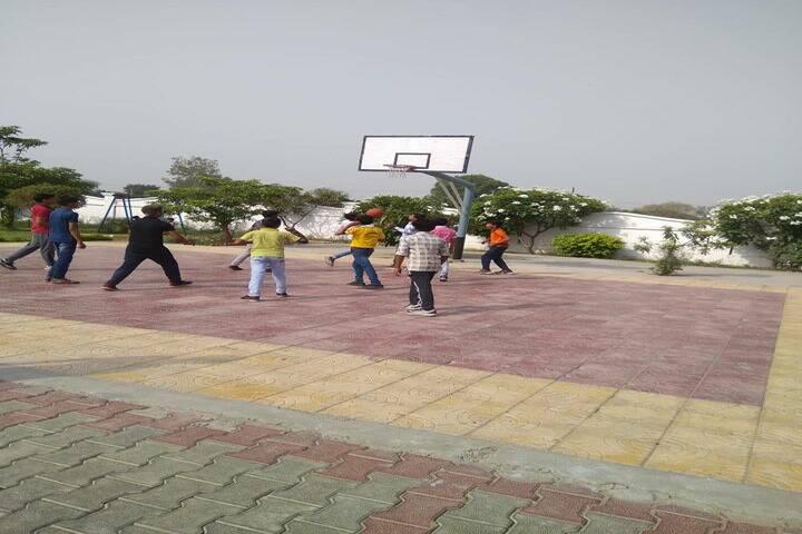 Chetan International School-Basket Ball