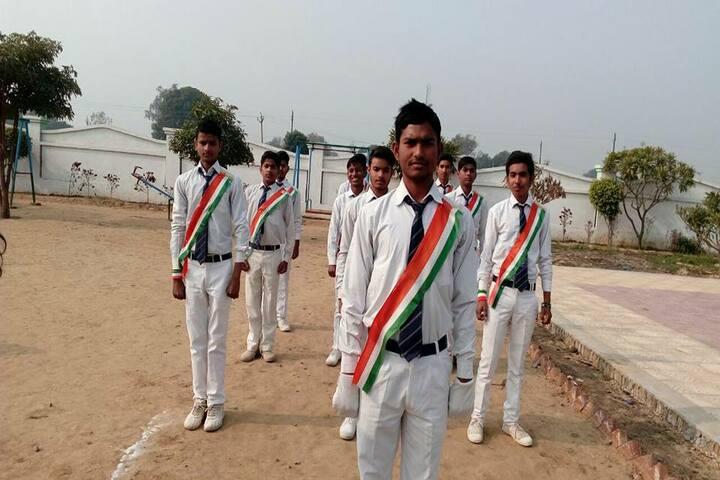 Chetan International School-Independence Day