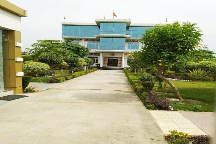 Chetan International School-Entrance