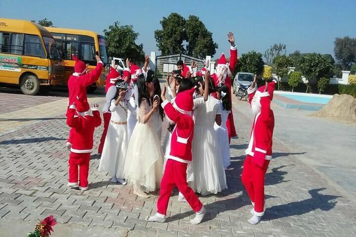 Chetan International School-Christmas Celebrations