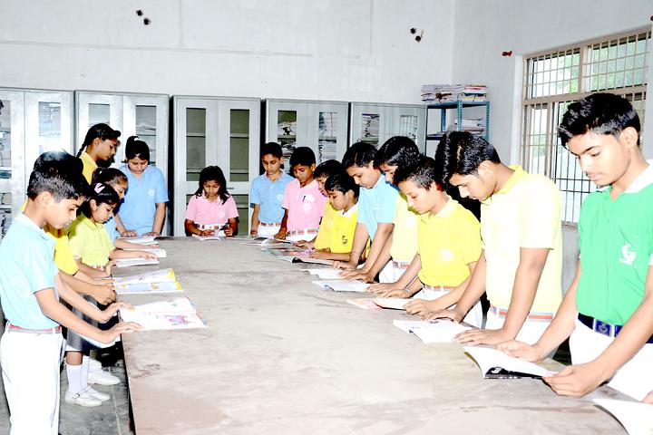 Chetan International School-Library