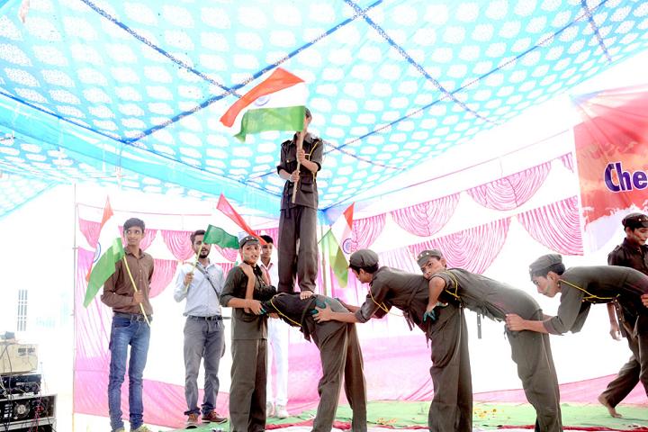 Chetan International School-National Day
