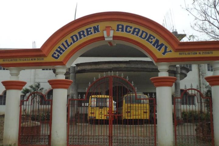 Childrens Academy-Entrance