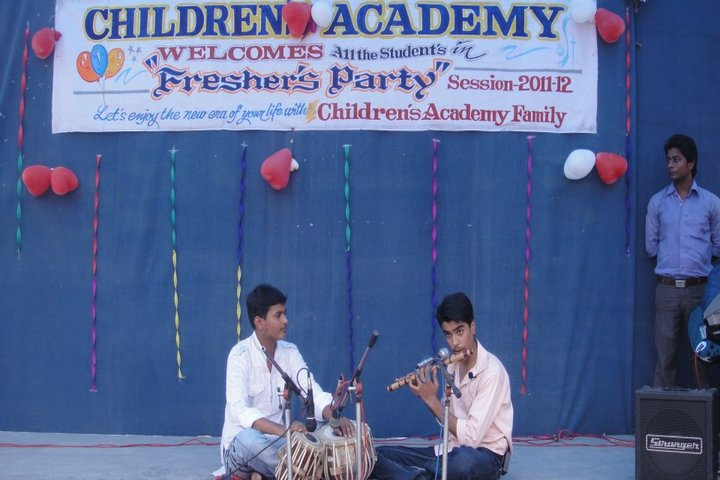 Childrens Academy-Music
