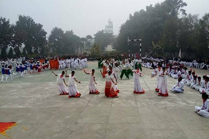 Children Public Sr Sec School-Dance