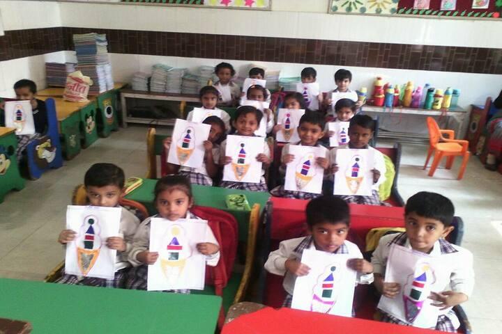 Children Public Sr Sec School-Kg Class