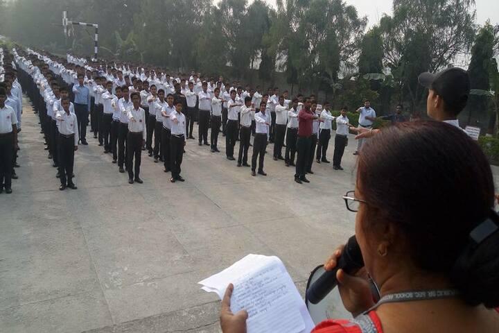 Children Public Sr Sec School-Prayer
