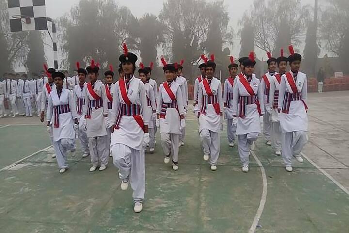 Children Public Sr Sec School-Republic Day