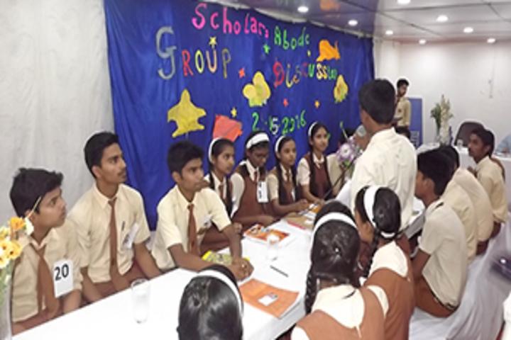 Scholars Abode School-Activity Room