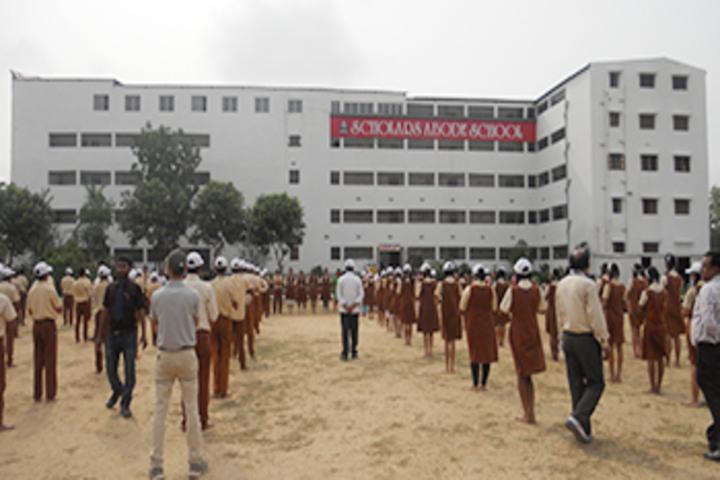 Scholars Abode School-Assembly
