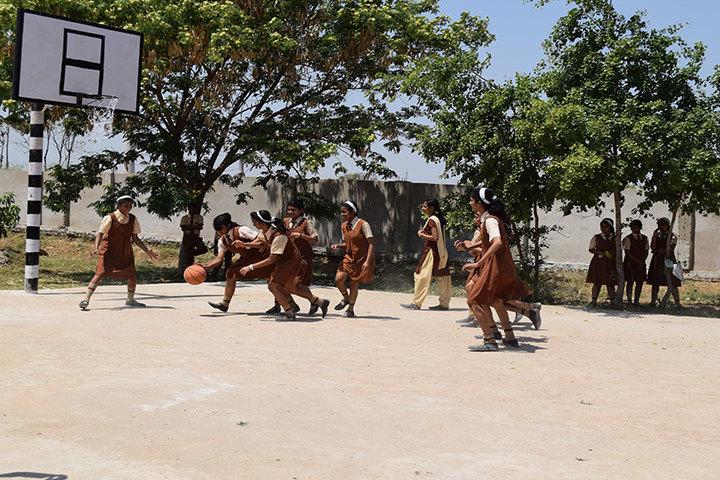 Scholars Abode School-Basket Ball