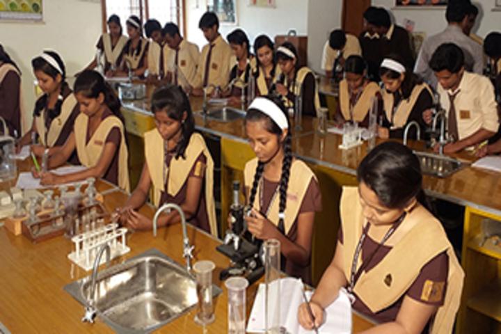 Scholars Abode School-Chemistry Lab