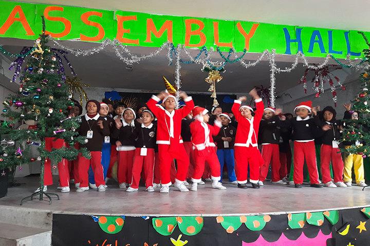 Scholars Abode School-Christmas Celebrations