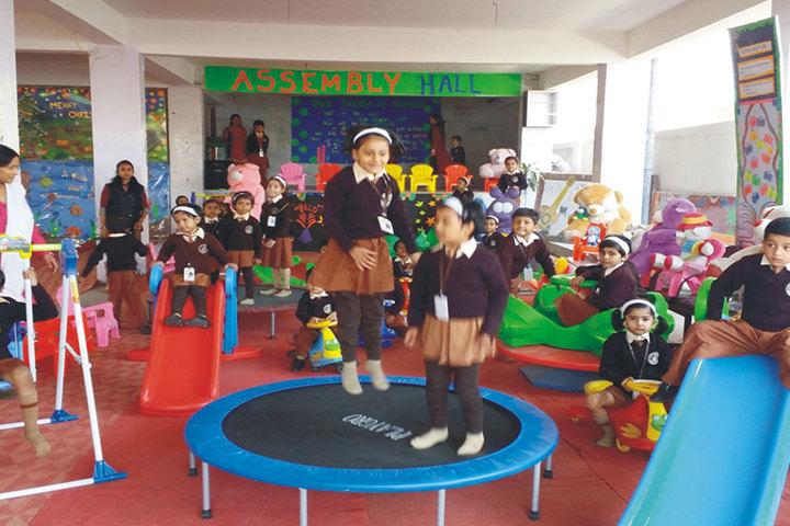 Scholars Abode School-Kindergarden