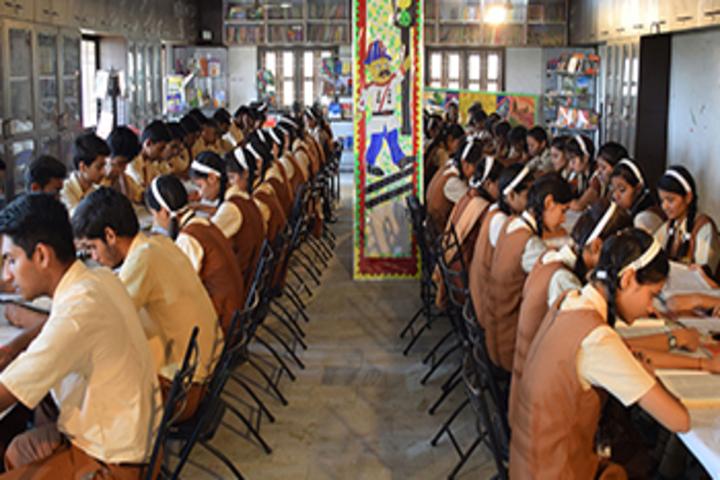 Scholars Abode School-Library