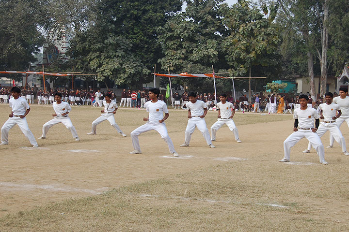 Scholars Abode School-Sports Day