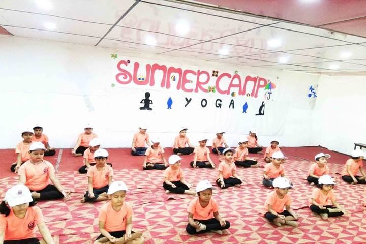 Scholars Abode School-Yoga Day