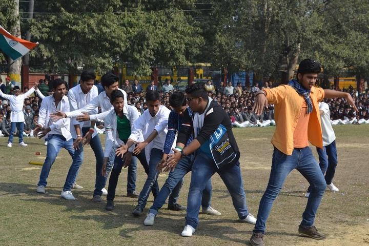 Children School-Dance